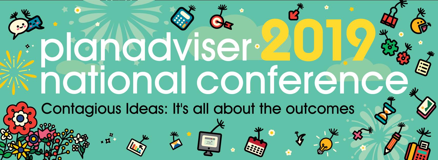 2019 PLANADVISER National Conference   PLANADVISER