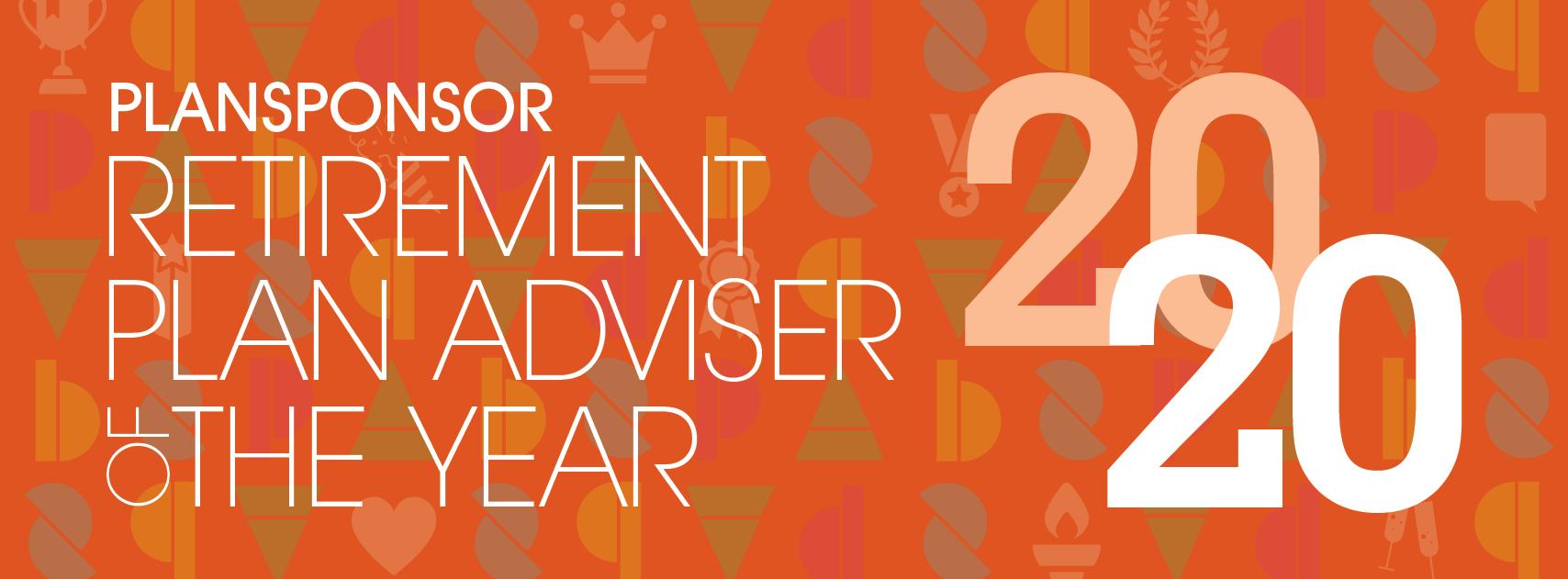 Plan Adviser of the Year