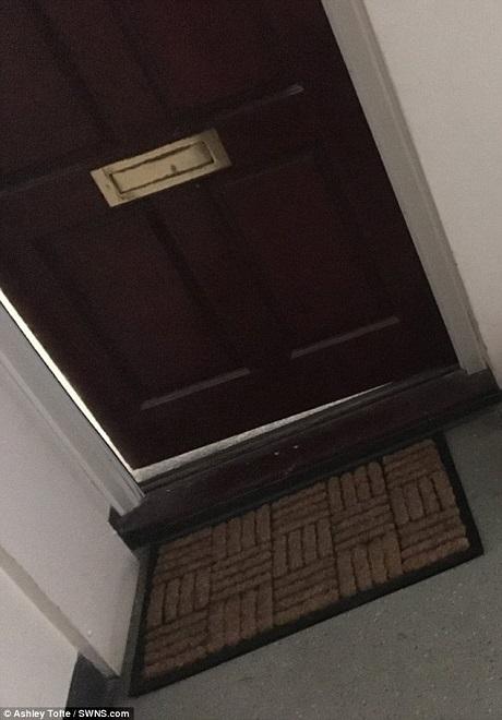 dangerous doormat