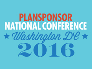 2016 PLANSPONSOR National Conference