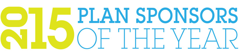 2015 PLAN SPONSORS OF THE YEAR