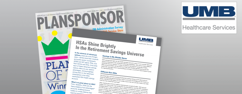 HSAs Shine Brightly in the Retirement Savings Universe