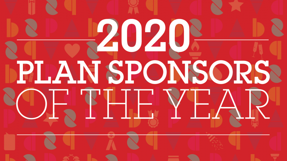 2020 Plan Sponsor of the Year Award Nominations Are Open