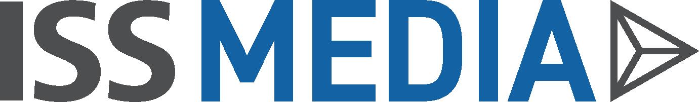 ISS MEDIA logo