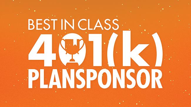 2020 Best in Class 401(k) Plans