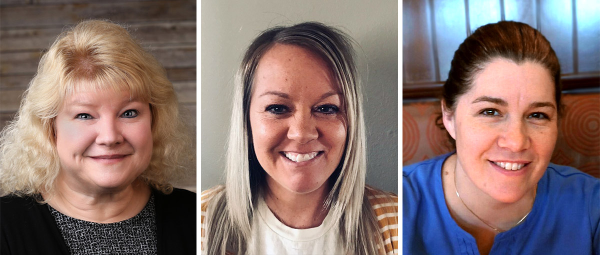 Transamerica, Jacque Clouser, Melissa Rietveld and Suzanne Sweet