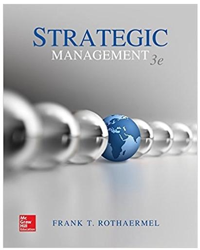 Strategic Management Concepts