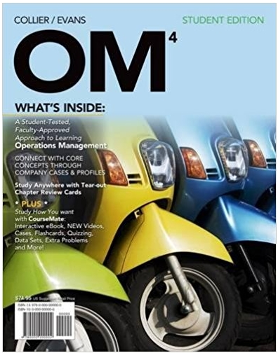 OM4 operations management