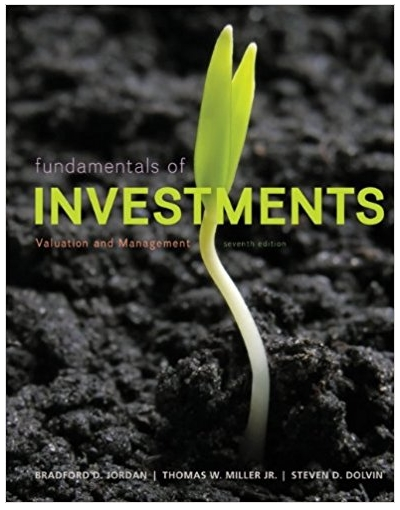 Fundamentals of Investments Valuation and Management