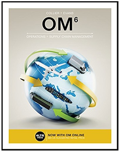 OM6 operations supply chain management