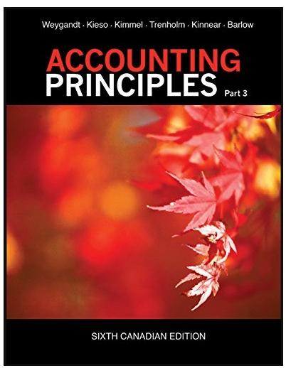 Accounting Principles Part 3
