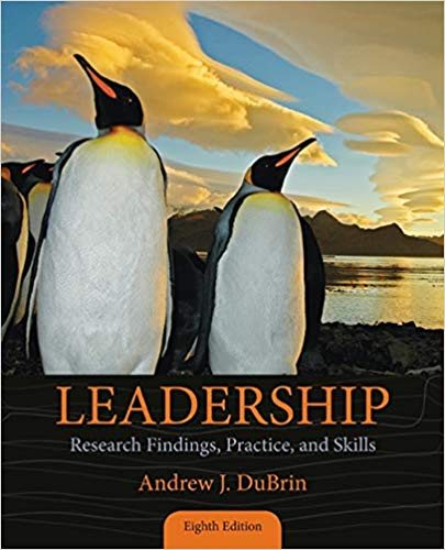 Leadership Research Findings, Practice and Skills