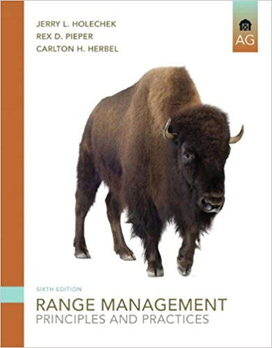 Range Management Principles and Practices