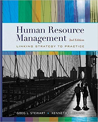 Human Resource Management linking strategy to practice
