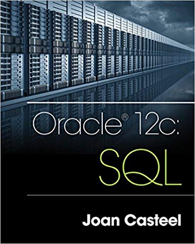 Oracle 12c SQL