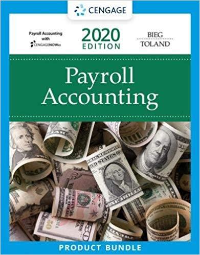 Payroll Accounting 2020