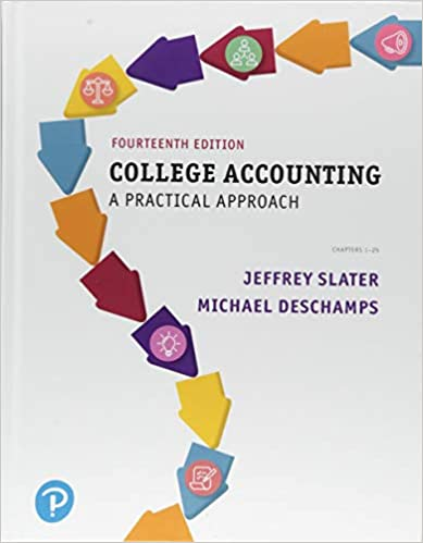 College Accounting A Practical Approach
