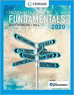 Income Tax Fundamentals 2020