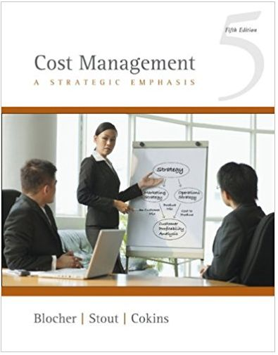 Cost management a strategic approach
