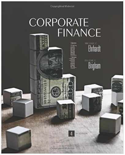 Corporate Finance A Focused Approach