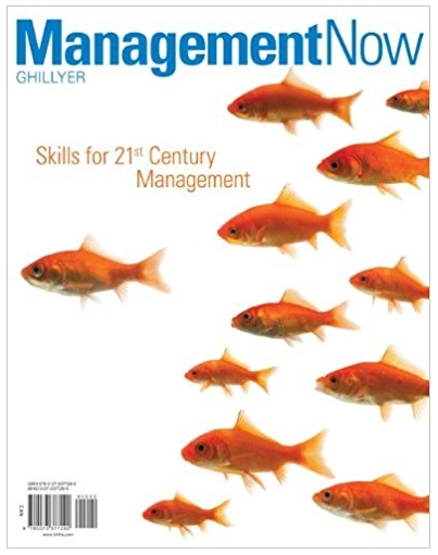 Management Now skills for 21st century management