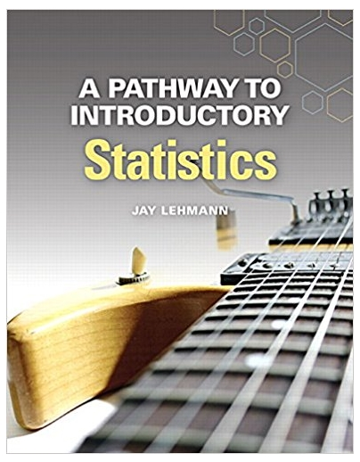 A Pathway to Introductory Statistics