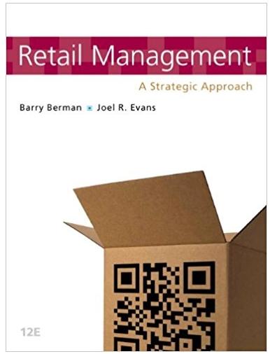 Retail Management A Strategic Approach
