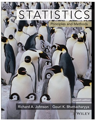 Statistics Principles and Methods