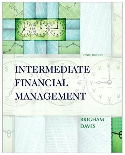 Intermediate Financial Management