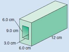 1. The formula for the volume of a cylinder is
