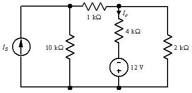 10 kΩ 12 V