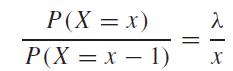 Р (X — х) Р(X — х — 1) х