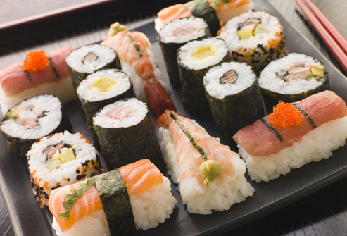 What Sushi Is Safe During Pregnancy Diary Of A Fit Mommy
