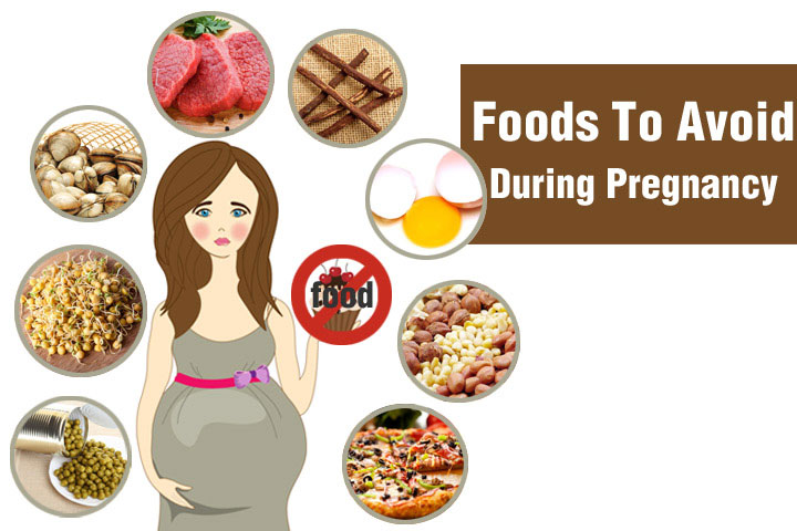 Eating Bad Food While Pregnant