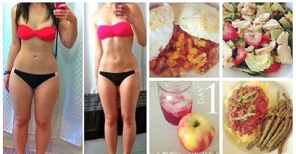 how to lose 10 pounds in a days
