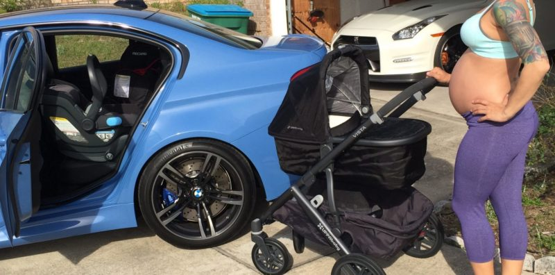 Our New Uppababy Performance Travel System Diary Of A Fit Mommy