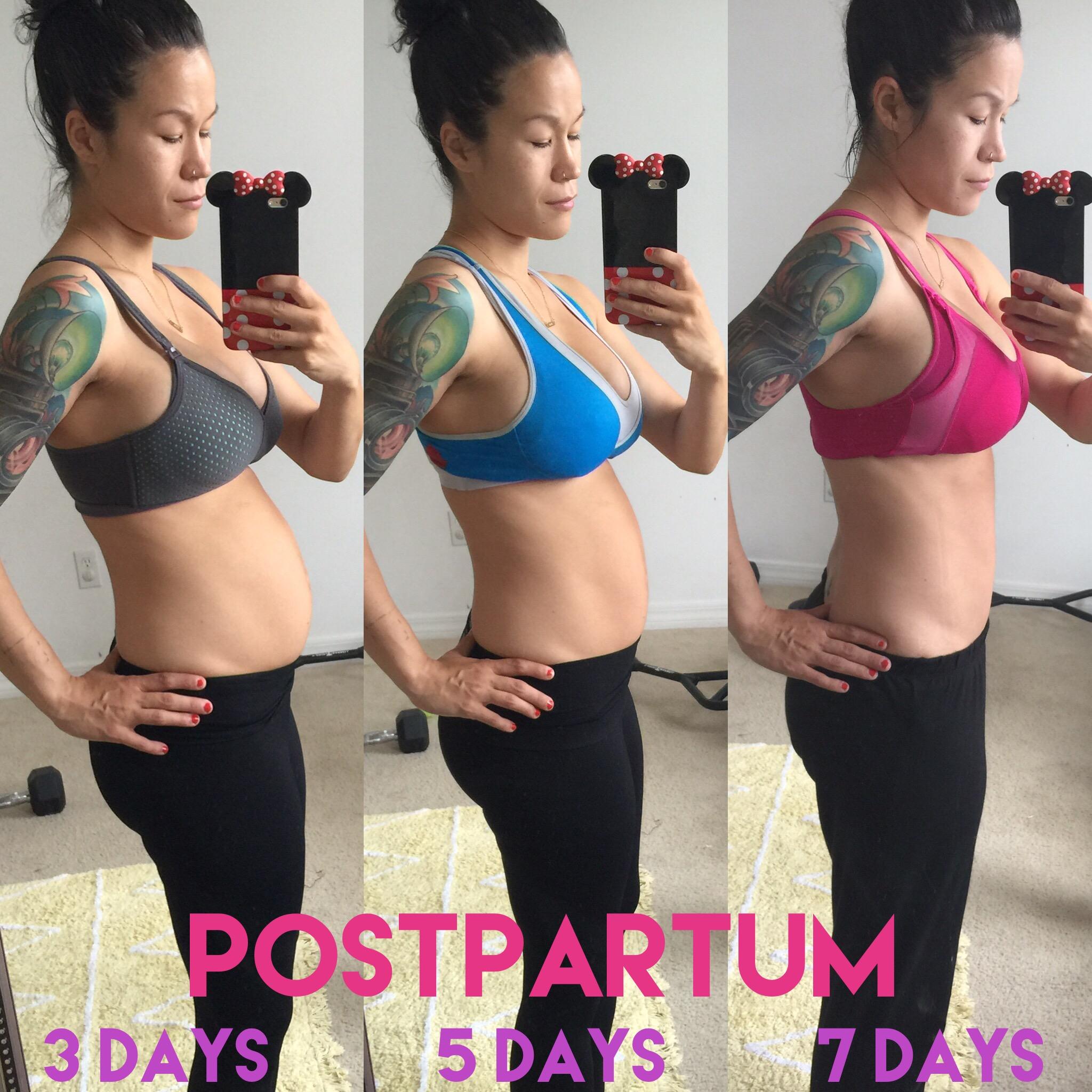 Healthy 6 Week Postpartum Diet Plan for Breastfeeding ...