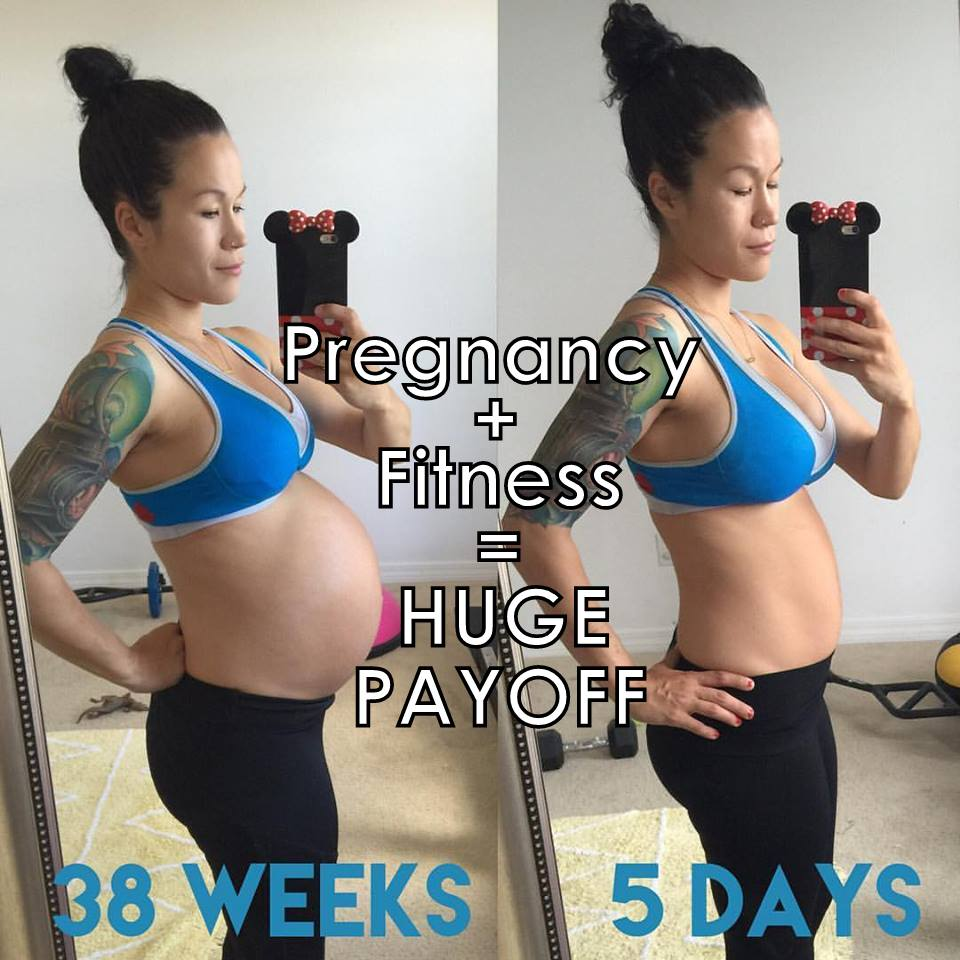 How to regain previous weight after pregnancy