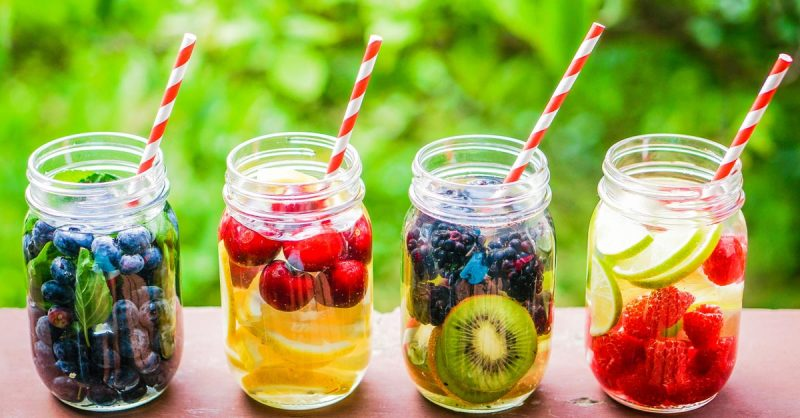 7 Healthy Detox Water Recipes - Diary of a Fit Mommy