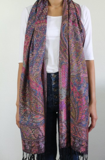 Trendy Silk Scarves