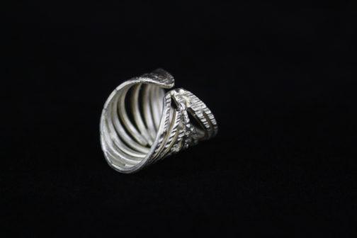 silver ring women
