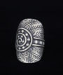 Handmade Hill Tribe Silver Ring for Women