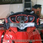 Solid Red RT Dash Kit