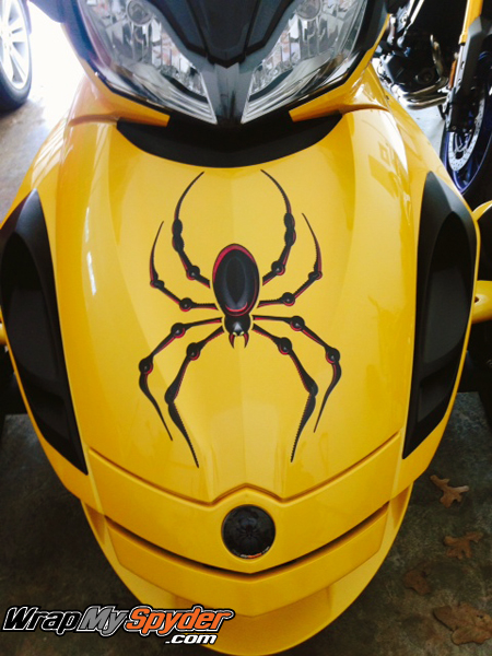 Can am spyder vinyl decals archives wrapmyspyder the bellerdine spider can be applied in many different ways so have fun and express yourself solutioingenieria Image collections