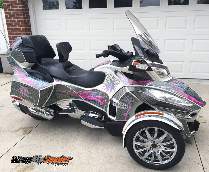 Can Am Spyder Rs Archives Wrapmyspyder Com