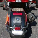 F3 Block Rear fender decal