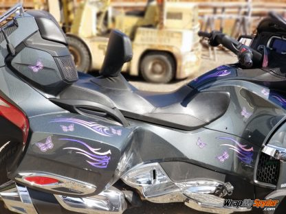 Freedom Wings Can-am Spyder graphics kit