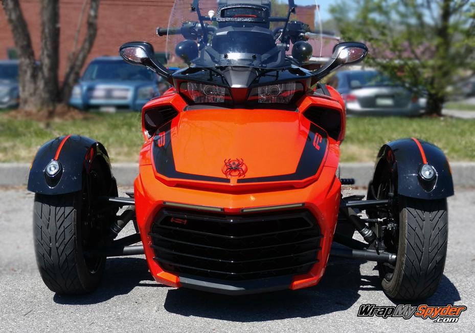 F3 Leblanc Racing Stripes Black