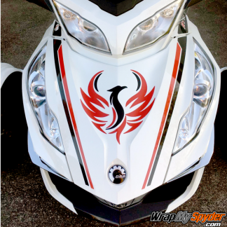 BRP Can am Spyder Phoenix-Red-Black-with-Break-Stripe