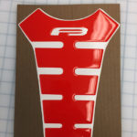 F3 Spine Tank Protector Can-am Red